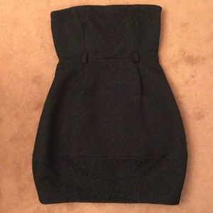 Theory Black Dress Size 2